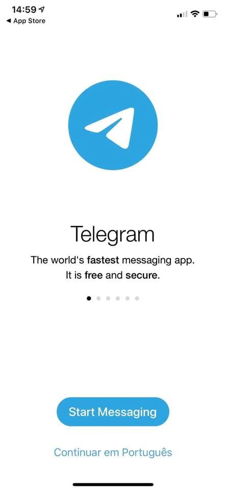 Telegram - uma opção ao WhatsApp que pode valer a pena